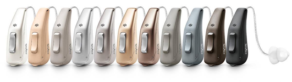 signia NX hearing aids